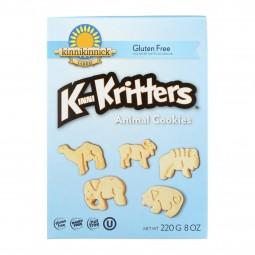Kinnikinnick Animal Cookies...