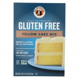 King Arthur Yellow Cake Mix...