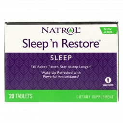 Natrol Sleep 'n Restore -...