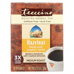 Teeccino Herbal Coffee...