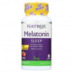 Natrol Melatonin Fast...