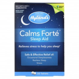 Hylands Homeopathic Calms...