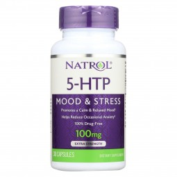 Natrol 5-htp - 100 Mg - 30...