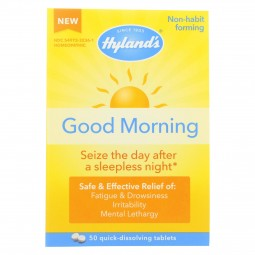 Hylands Homeopathic Good...