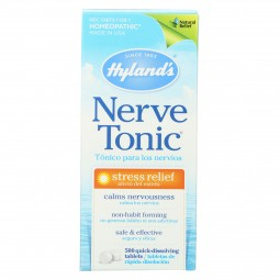 Hylands Homeopathic Nerve...