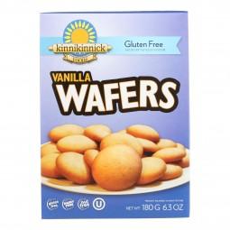 Kinnikinnick Vanilla Wafer...