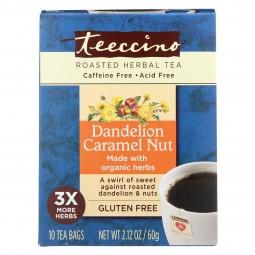 Teeccino Organic Herbal...