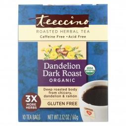 Teeccino Coffee Tee Bags -...