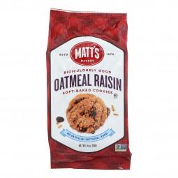Matt's Bakery Oatmeal...