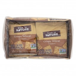 Back To Nature Crispy Wheat...