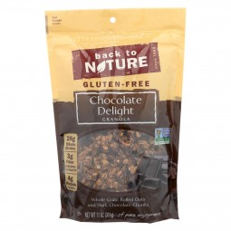 Back To Nature Chocolate...
