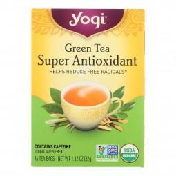 Yogi Tea Green Tea Super...
