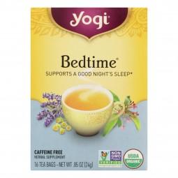 Yogi Tea Bedtime - Caffeine...