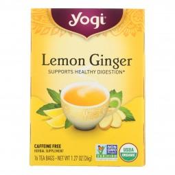 Yogi Tea Lemon Ginger -...