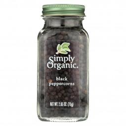 Simply Organic Black...