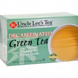 Uncle Lee's Tea...