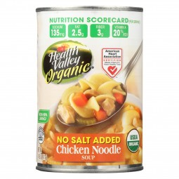 Health Valley Organic Soup...