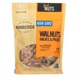 Woodstock Walnuts -  Halves...