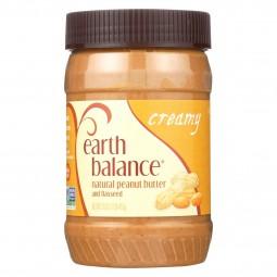 Earth Balance Creamy Peanut...