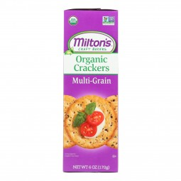 Miltons - Baked Crackers...