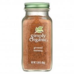Simply Organic Nutmeg -...