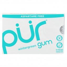 Pur Gum - Wintergreen -...