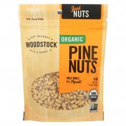 Woodstock Organic Pine Nuts...