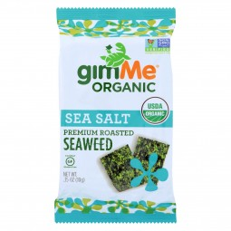 Gimme Organic Seaweed Chips...