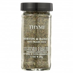 Morton And Bassett Thyme -...